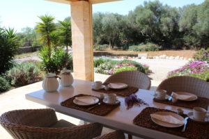 Can Llum | Santanyi | Mallorca | Terrasse