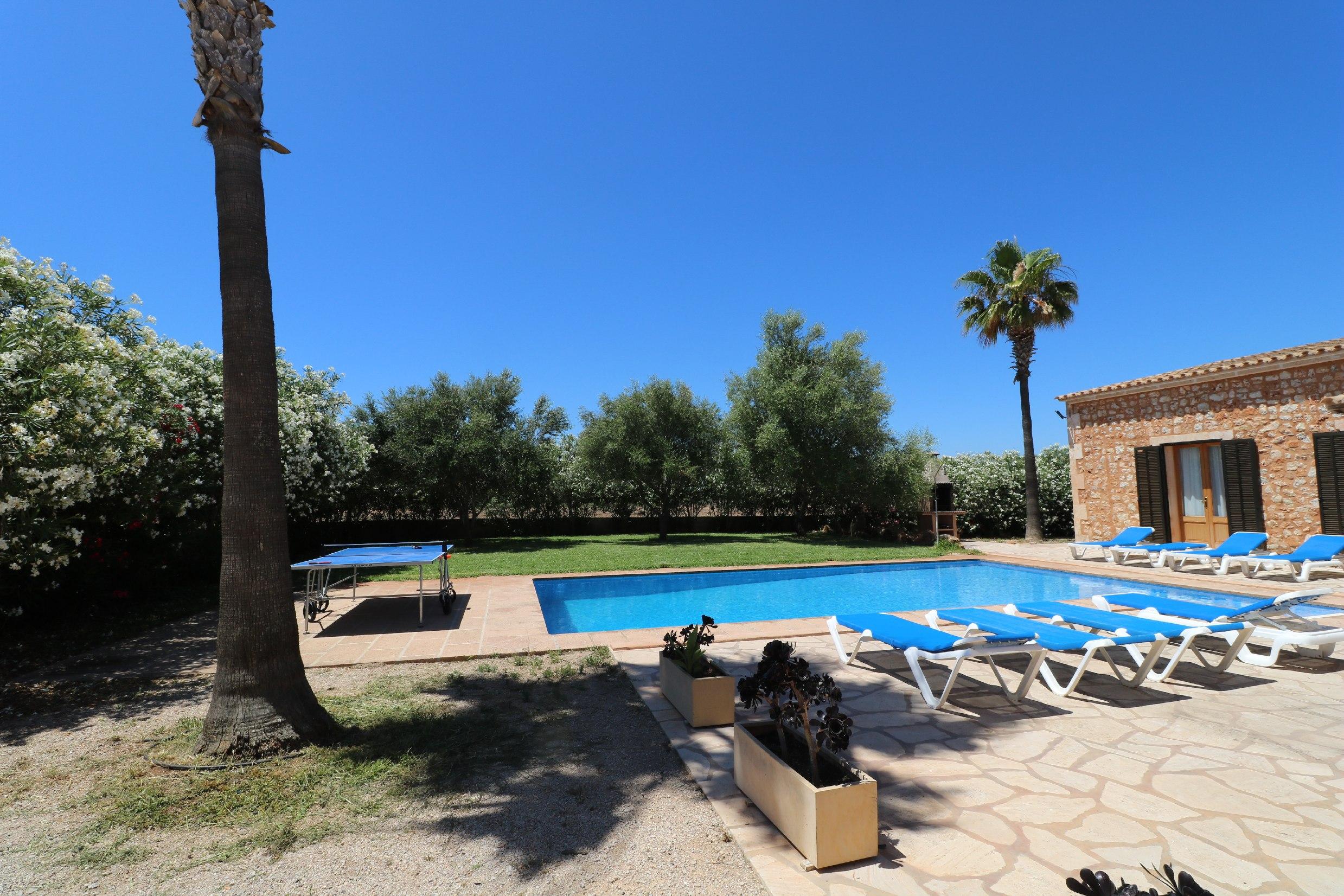 Finca Can Mates Nou | Campos | Mallorca