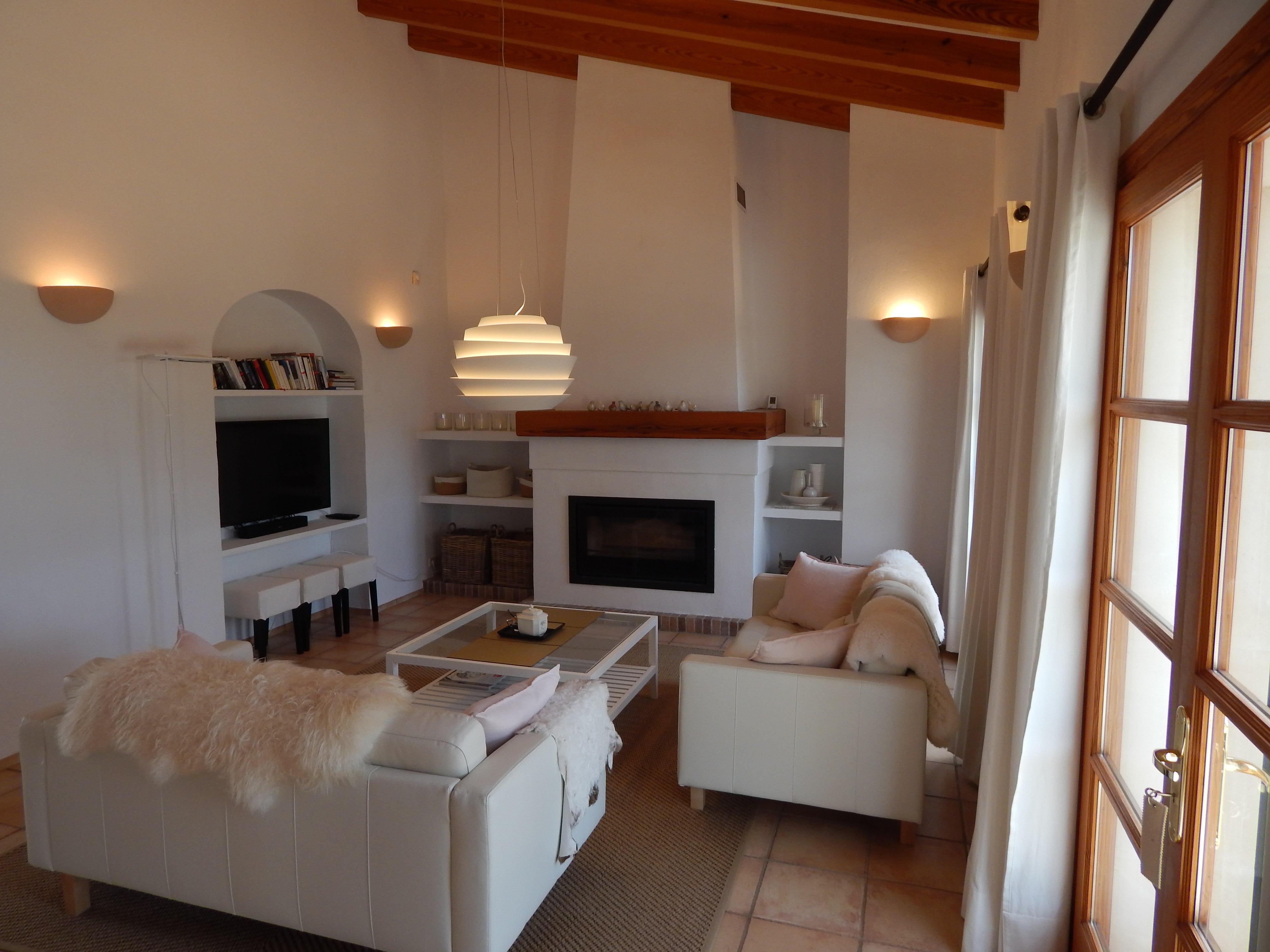 Finca Can Llum in Santanyi auf Mallorca