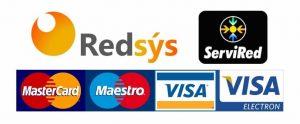 Blog | Zahlen mit Kreditkarte| MasterCard Visa Redsys