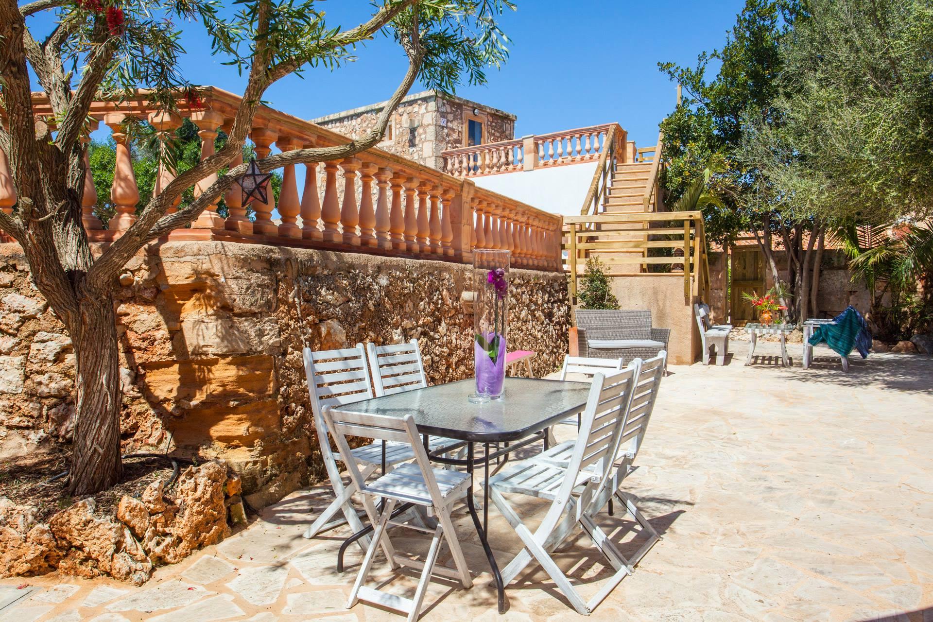 Casa SHORT | Es Llombards | Santanyi | Mallorca