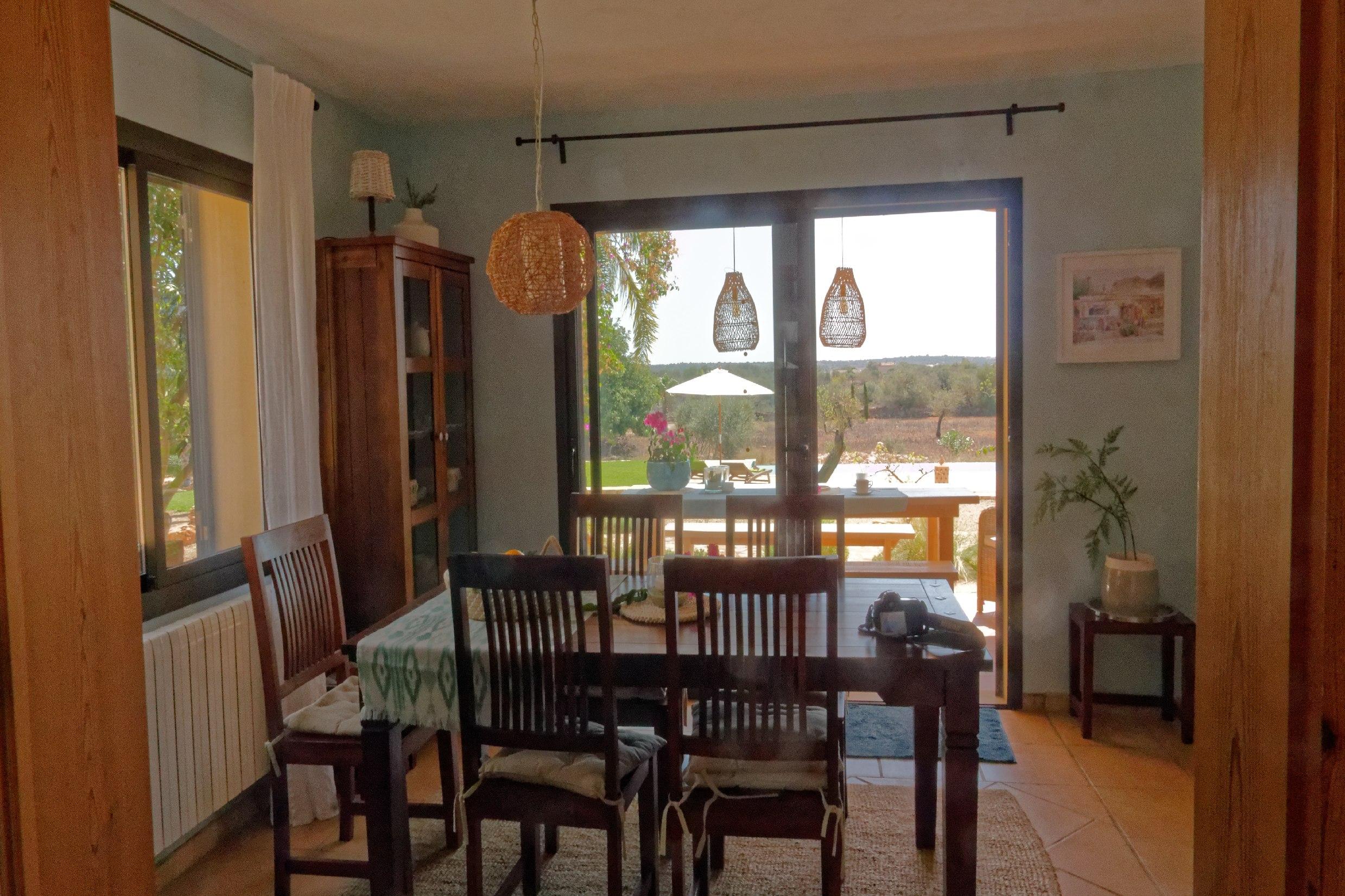 El Retiro Ses Salines | Esszimmer