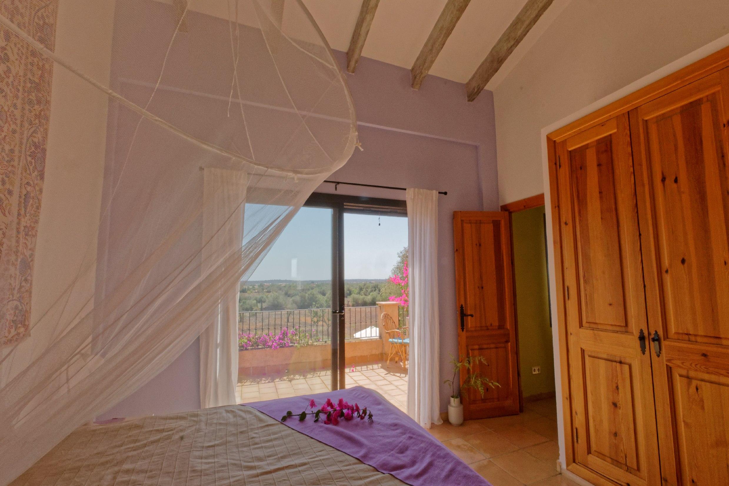 El Retiro Ses Salines | Schlafzimmer