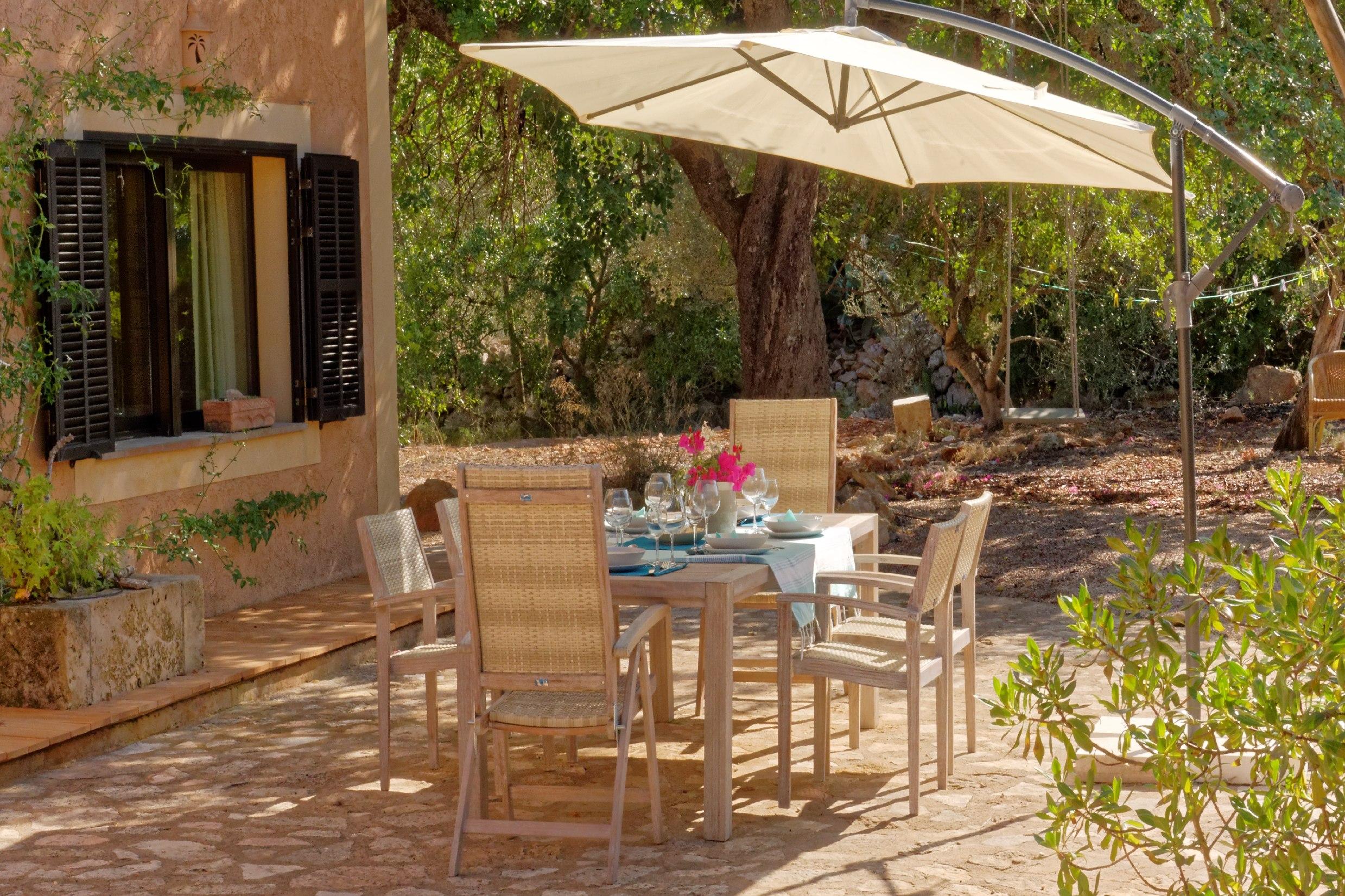 El Retiro Ses Salines | Frühstücksterrasse