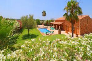 Finca Sa Vinya   Campos   Mallorca