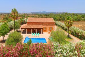 Finca Sa Vinya | Campos | Mallorca