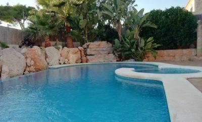 Villa DEL SALTO UCEDA   Cala Santanyi   Mallorca